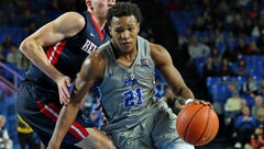 David Simmons to transfer from MTSU men's basketball