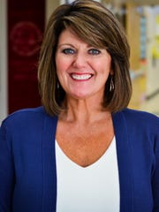 Christie Payne, principal of Sue Cleveland Elementary School