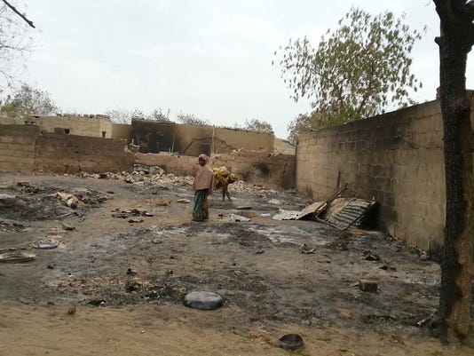 AP NIGERIA VIOLENCE I FILE NGA