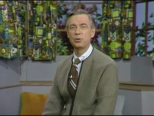 Mr Rogers Sweater Drive Makes Us All Good Neighbors