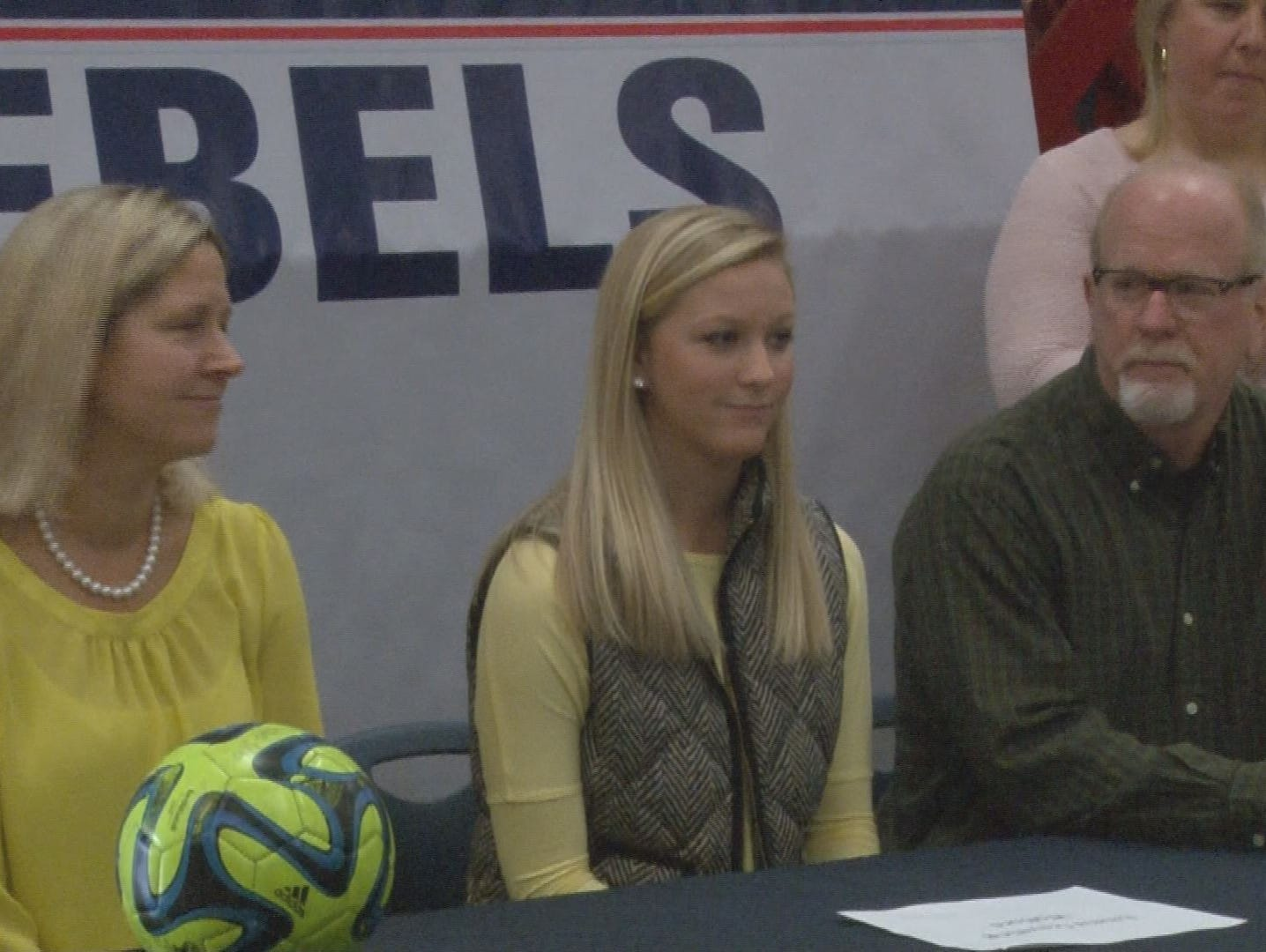 Emma Creveling, West HS, signed to play at Wofford