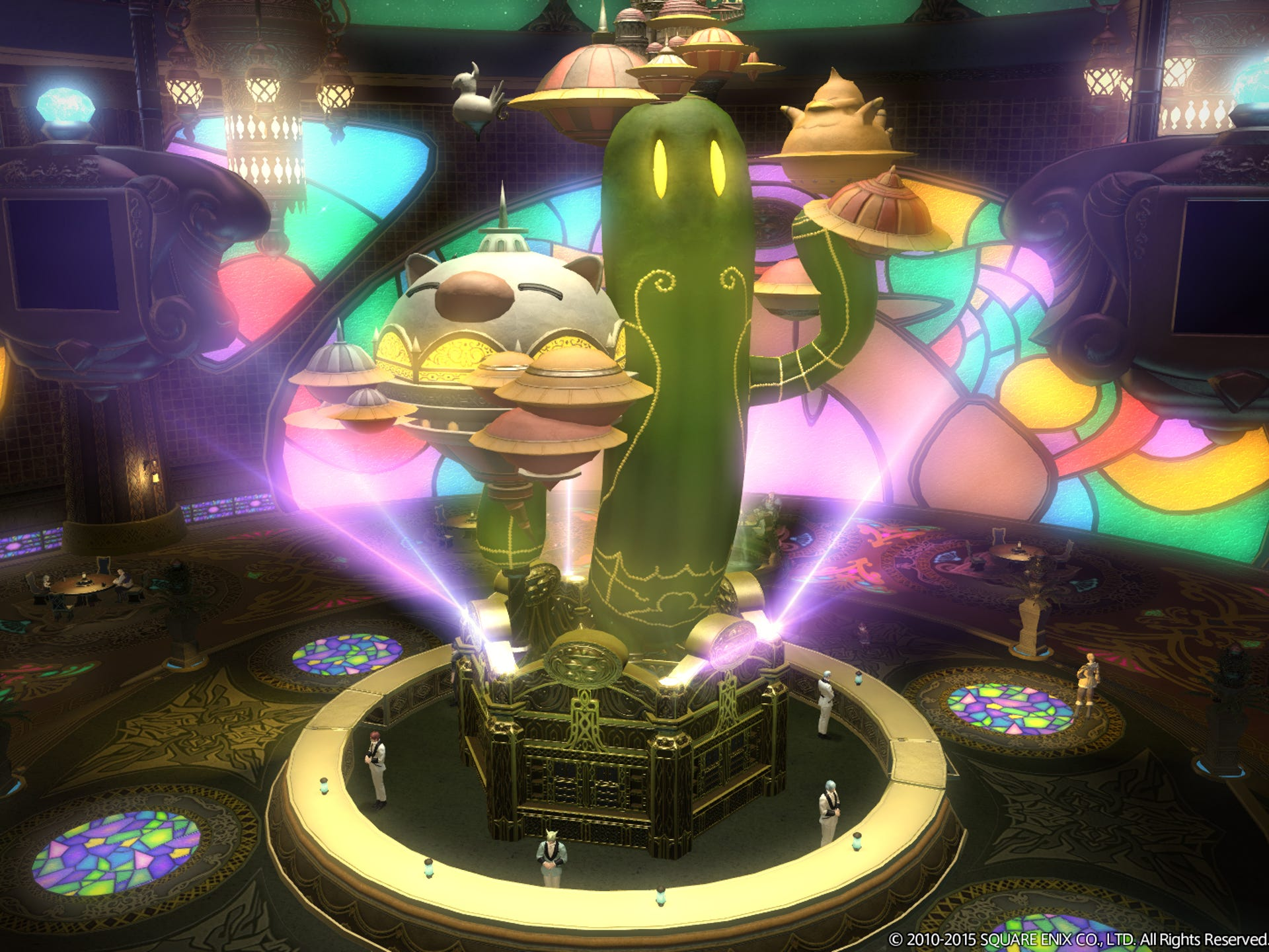 Final Fantasy XIV: A Realm Reborn' Patch 2 51 February