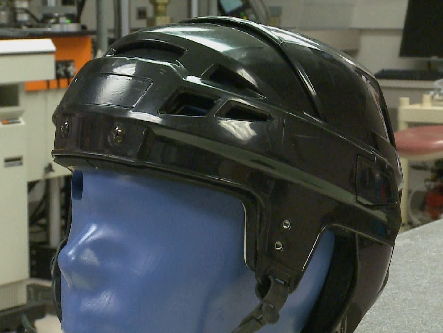 Virginia Tech's STAR helmet ratings