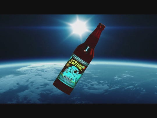 An Oregon brewery has created beer from yeast sent