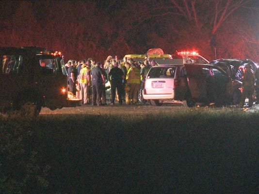 THP identifies crash victims, 5 dead from 1 family