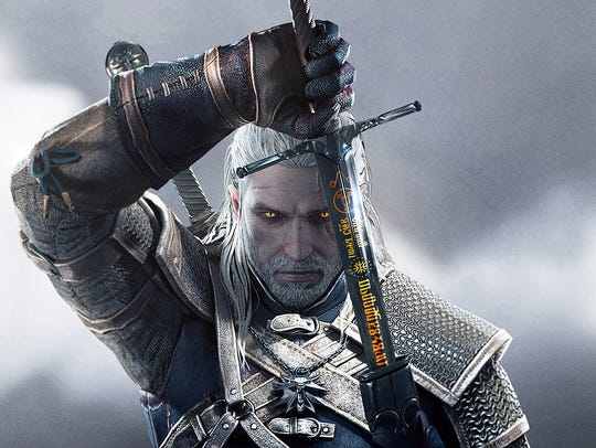 The Witcher 3 Wild Hunt is Technobubble's Game of the