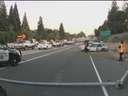 Victim identified in deadly I-5 accident in Sacramento