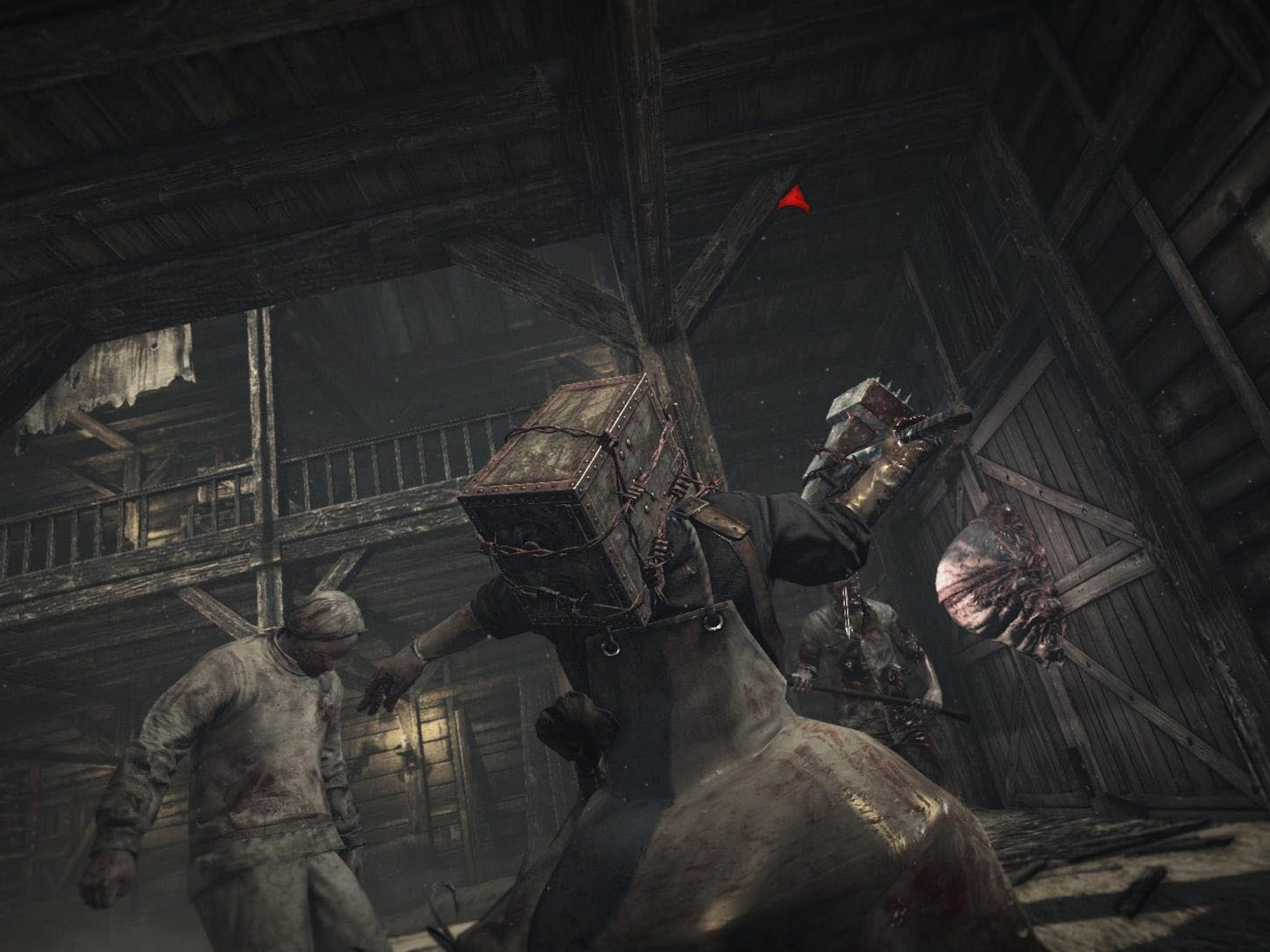 Now you're playing with power as the Keeper in The Evil Within: The Executioner DLC.