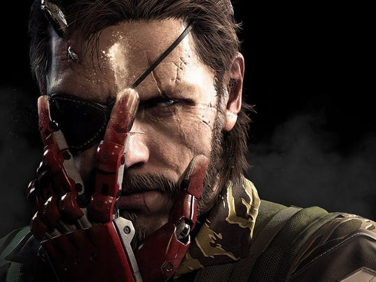 "Be the boss in ""Metal Gear Solid V: The Phantom Pain."""