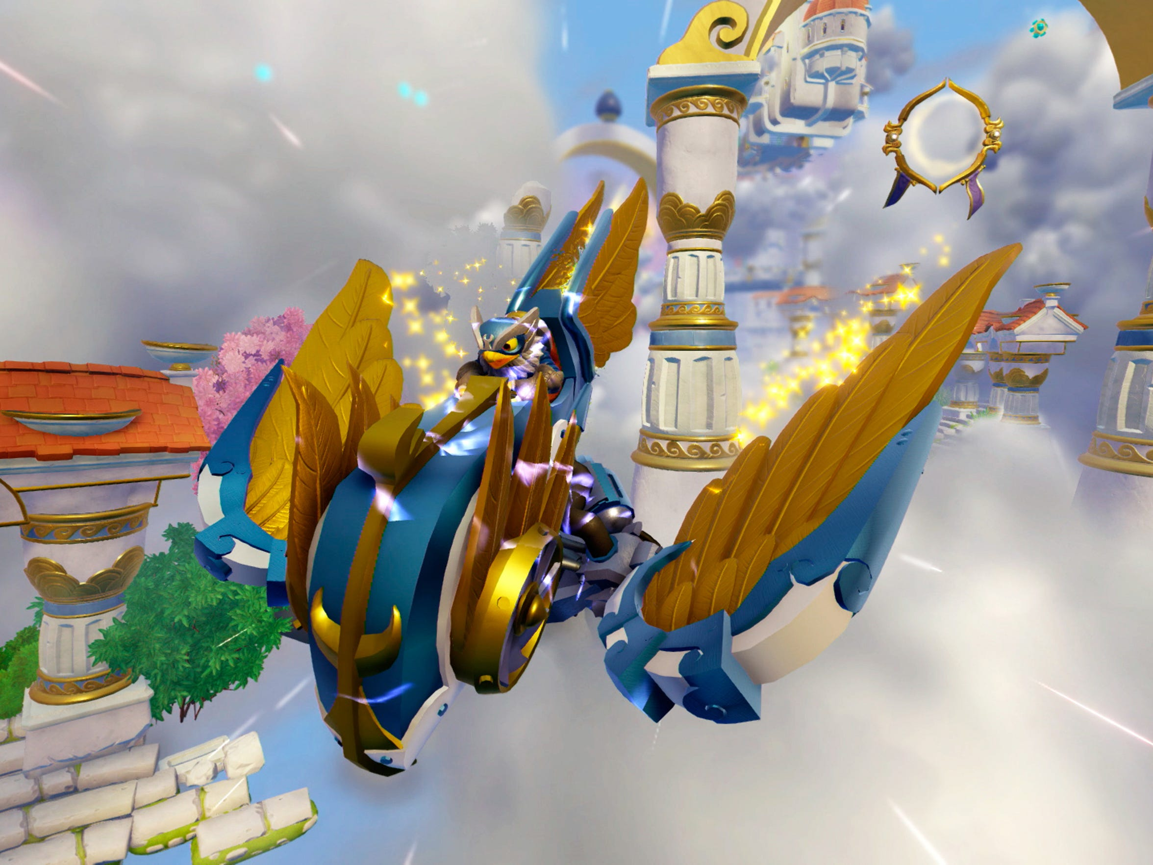 Skylanders Superchargers features an assortment of vehicles for air, land and water.