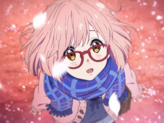 "Stellar animation continues to be the calling card of Kyoto Animation in ""Kyoukai no Kanata Movie: I'll Be Here 