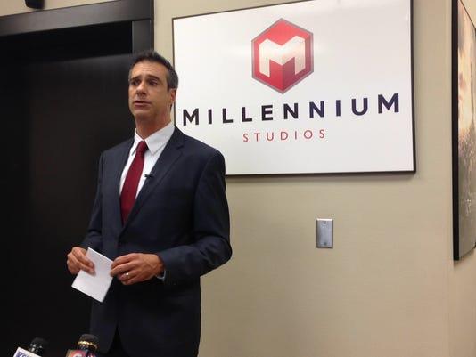 Millennium Studios 2