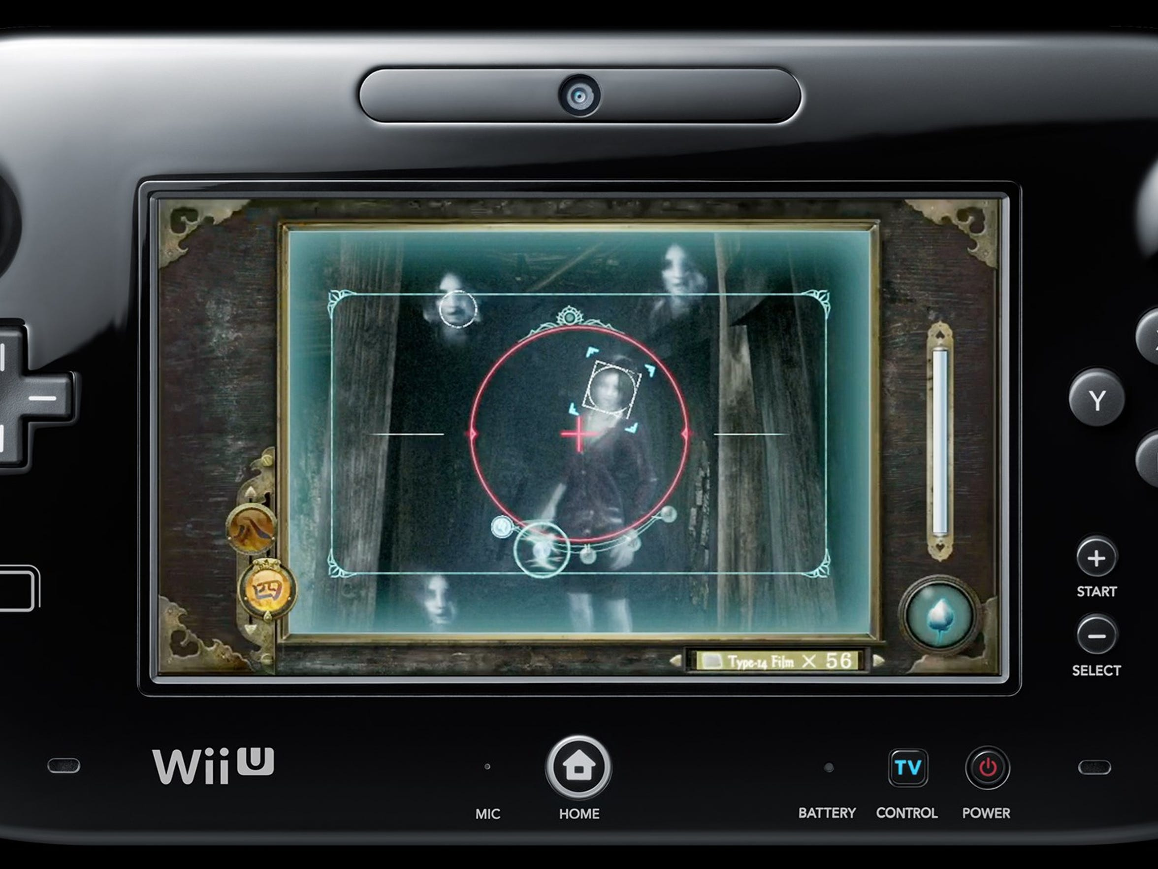 The Wii U tablet serves up the best Camera Obscura