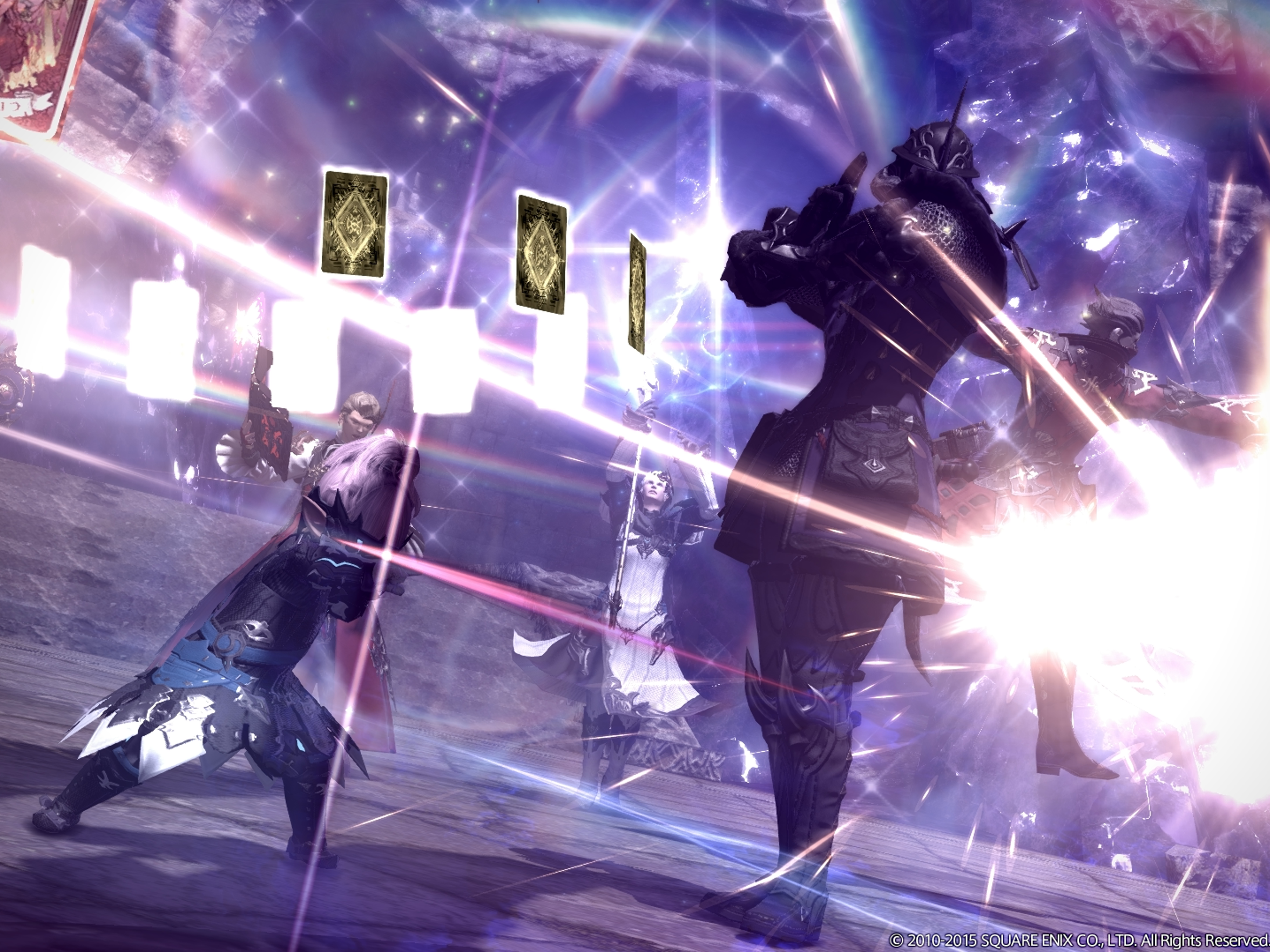 """""""Final Fantasy XIV: Heavensward"""" adds several new classes to the mix."""