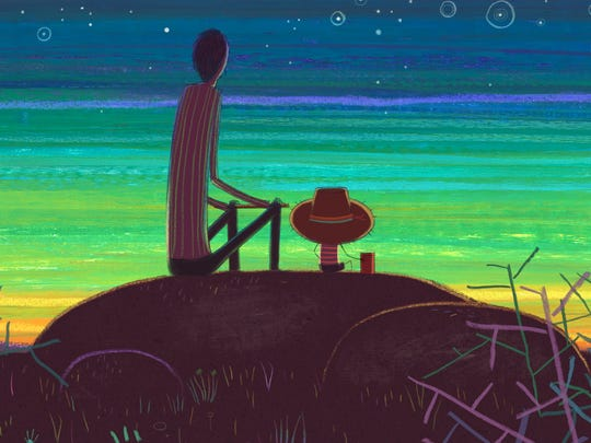 """""""Boy & the World"""" from Brazil is nominated for best animated feature at this year's Academy Awards."""