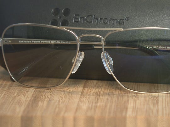There is no cure for color deficiencies, but the new technology behind Enchroma glasses comes pretty close.