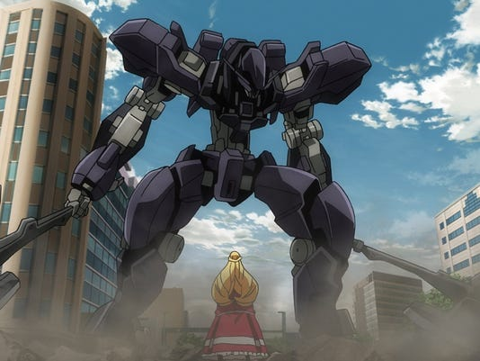 Technobubble: Gundam Iron-Blooded Orphans Episode 24 Image Gallery