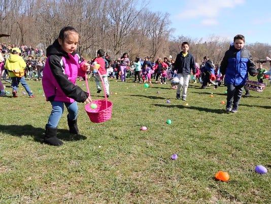 Yonkers Easter Egg Hunt