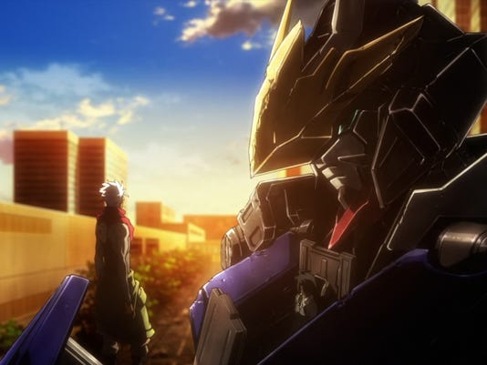 Technobubble: Gundam Iron-Blooded Orphans Episode 25 Image Gallery