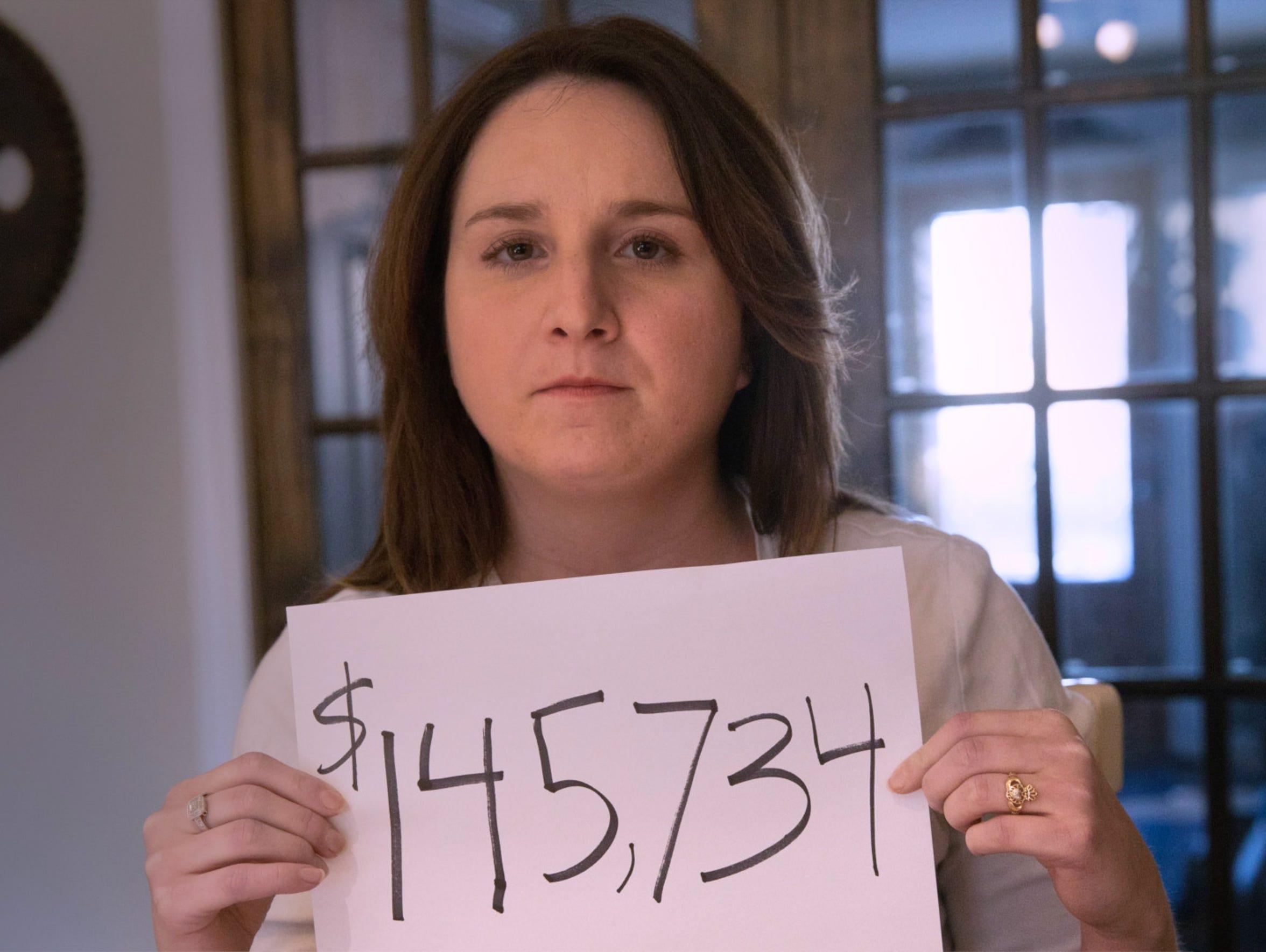 Jamie Bradley of Brick, NJ owes $145,734.00 in college