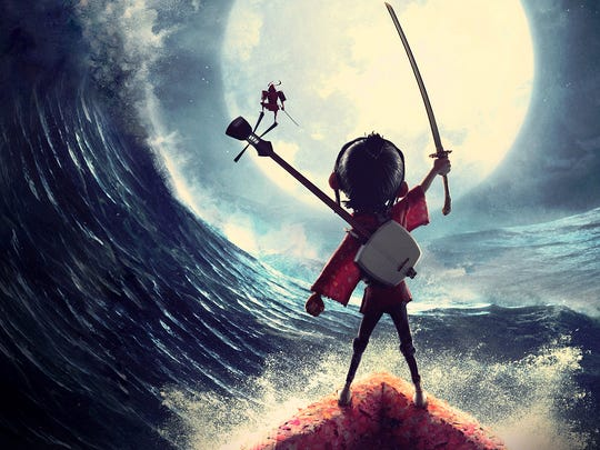 """""""Kubo and the Two Strings"""""""
