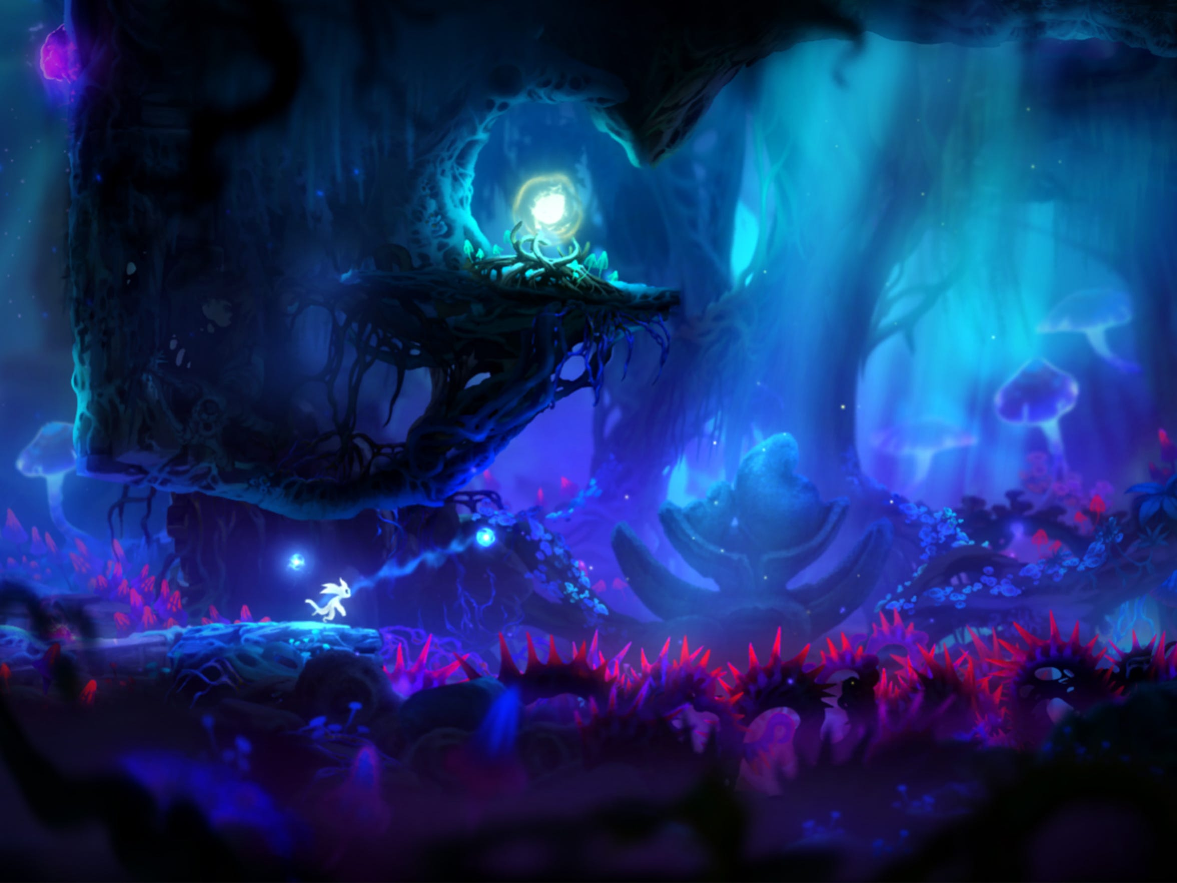 """Ori and the Blind Forest: Definitive Edition"" features"