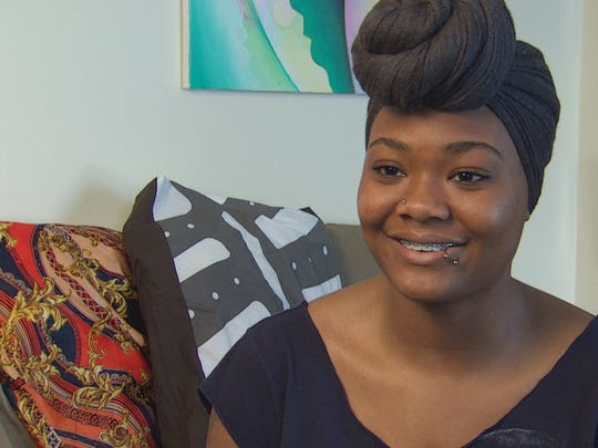 Safiya Washington, 22, who experienced housing insecurity because of her sexual identity, is now thriving in her own apartment and helps other homeless youth.