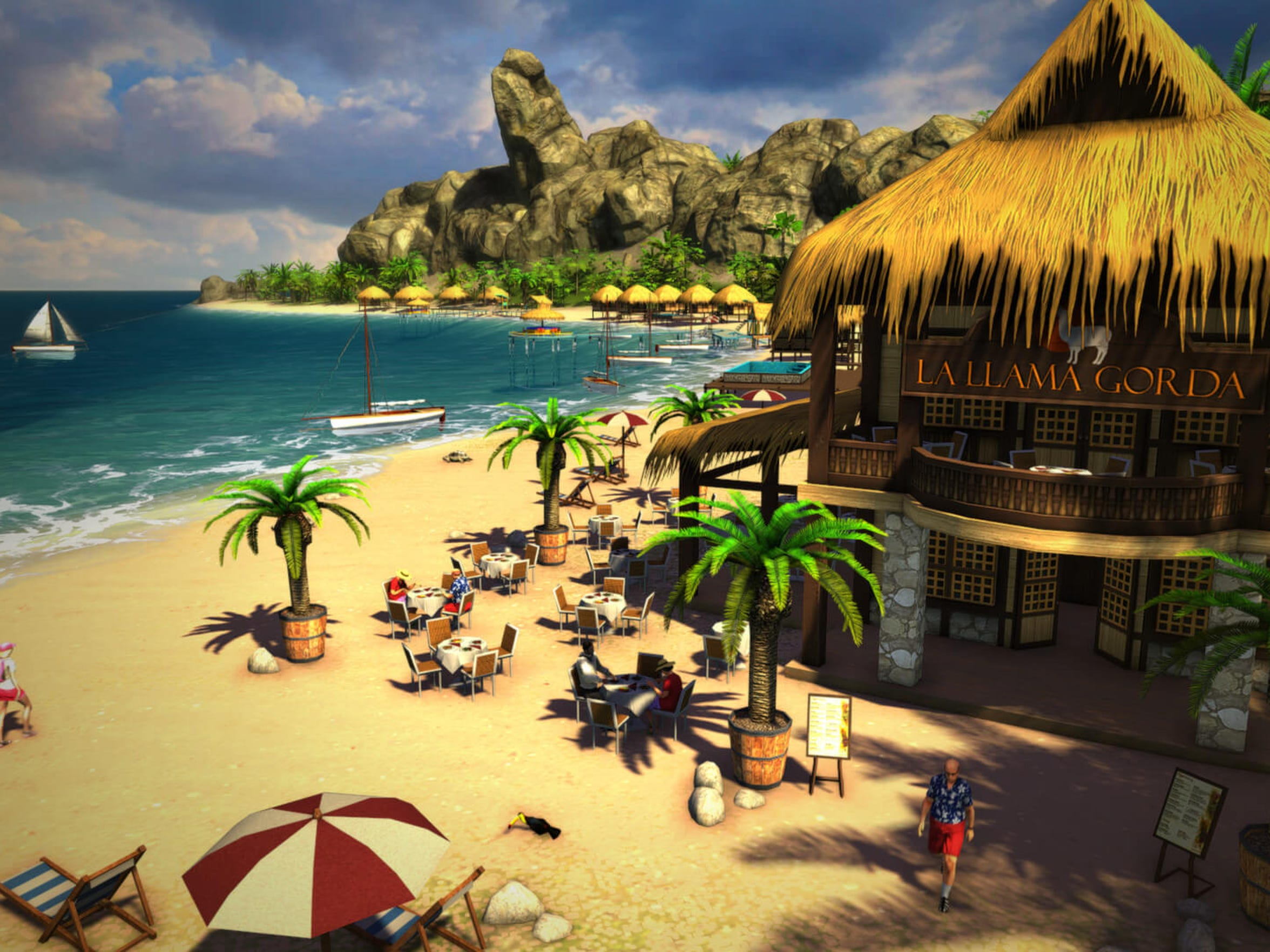 Tropico 5 Penultimate Edition brings the witty island-building game to Xbox One.