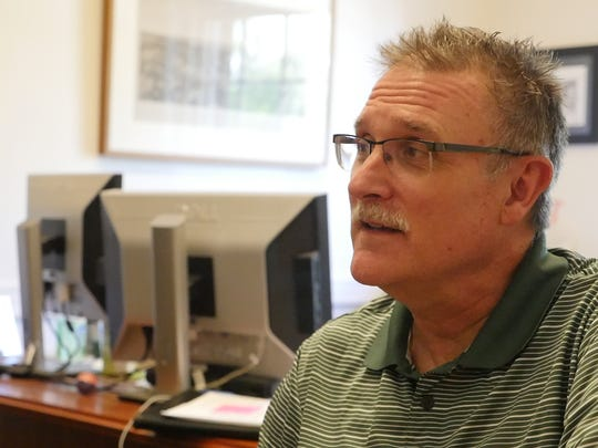 Tom Gustafson, UVM's vice president for relations and administration said the school conducts extensive searches so they stay diverse and know who is out there.