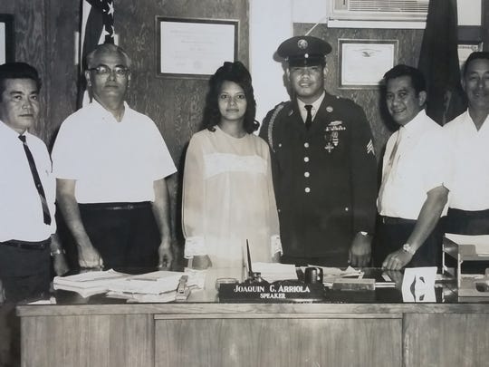 U.S. Army Sgt. Joseph Meno Perez received a Distinguished Service Cross for his actions during the Vietnam War. If new legislation is passed and signed into law, the Army could take another look at Perez's files to see if he deserves the Medal of Honor, the military's highest award.
