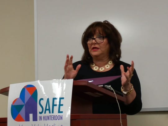 """We hope to get the word out to victims of sexual violence and rape that they should not be afraid to come forward. We are here to help and they should not be fearful that they will have to tell their stories to strangers or that the process will get out of control. We want to give them as much control as possible,"" said Karen Carbonello, executive director."