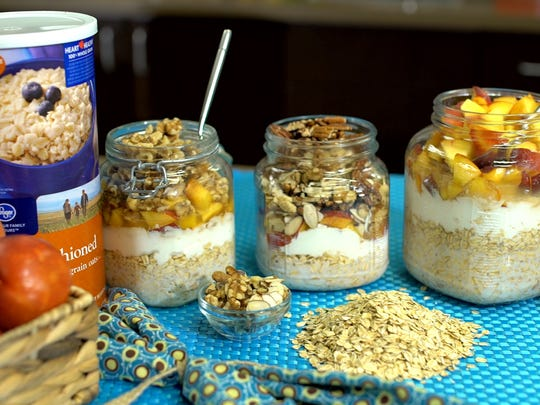 Overnight oats are so customizable —five easy steps for essential brain and body fuel that improves alertness.