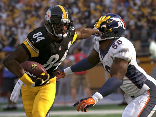 Madden NFL 17 was released on Tuesday fro PlayStation