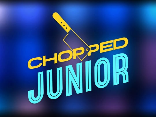 "The logo for the popular Food Network show ""Chopped"