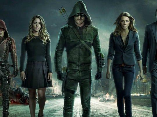 Arrow Season 4 hits Netflix this week.