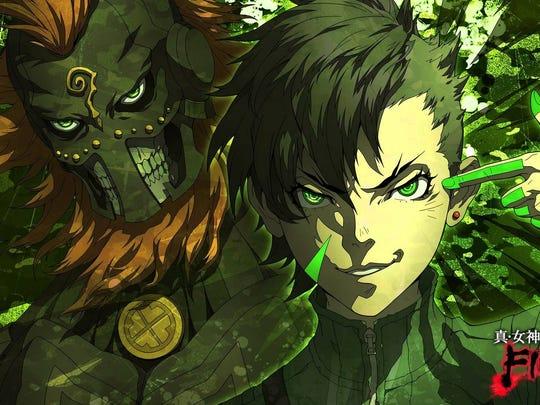 Shin Megami Tensei IV: Apocalypse.