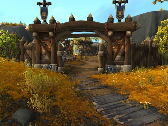 "The Broken Isles are a starting area for ""World of Warcraft: Legion."""