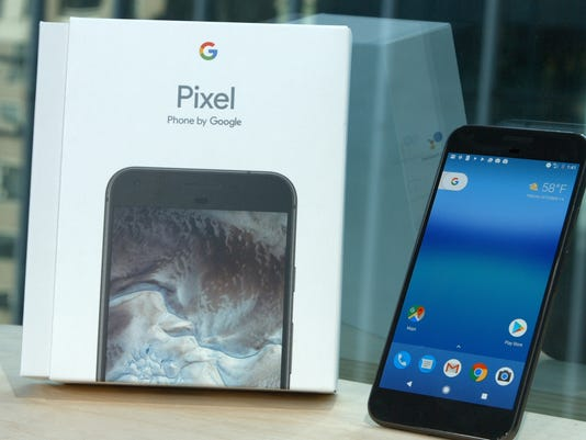 Google Pixel review: Assistant, camera add up to a winner