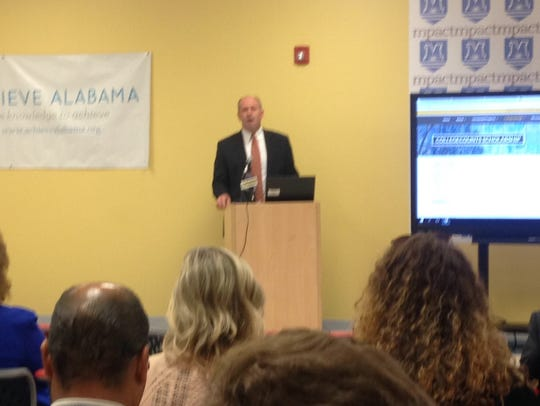 Achieve Alabama database launched on Wednesday at MPACT.