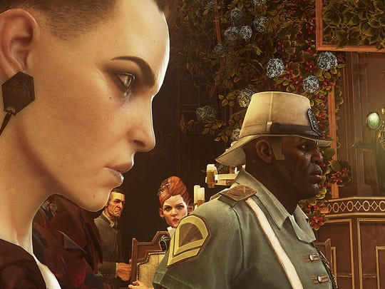 "A new foe has eyes on the throne in ""Dishonored 2."""
