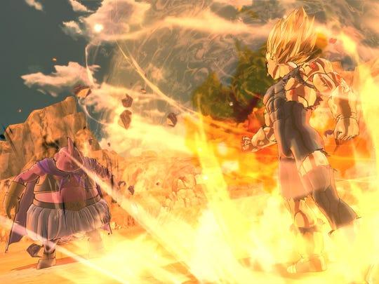 """Majin Vegeta enters the fray in """"Dragon Ball Xenoverse 2."""""""