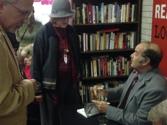 NewSouth Books host authors for a holiday book signing
