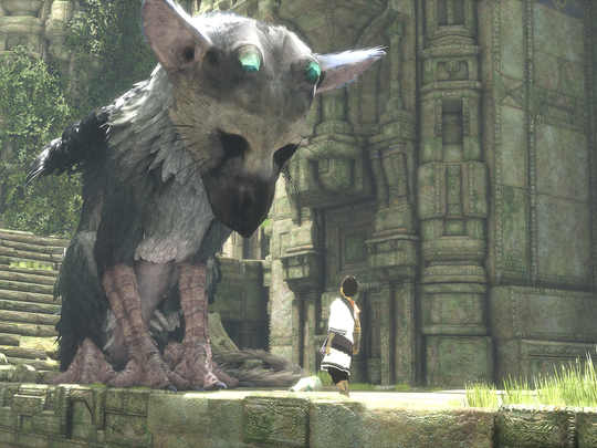The Last Guardian for PlayStation 4 is a memorable,