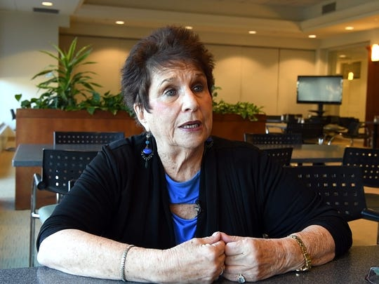 """""""This program is the intervention that is really saving lives,"""" says Connie Greene, vice president of the RWJ Barnabas Health Network Institute for Prevention."""