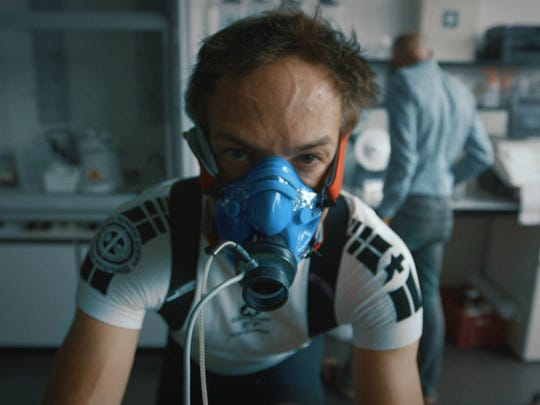 'Icarus' filmmaker Bryan Fogel got more than he bargained