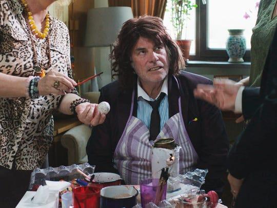 "Peter Simonischek stars in ""Toni Erdmann."""