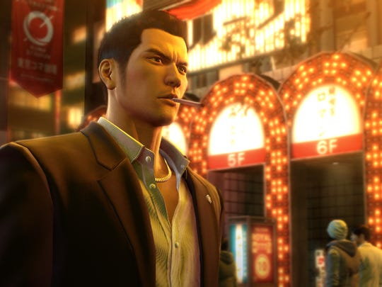 """""""Yakuza 0"""" for PlayStation 4 features the early life"""