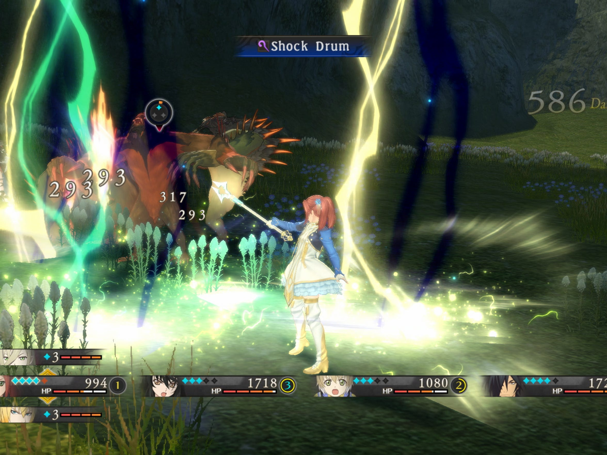 Tales of Berseria features the series' classic hybrid