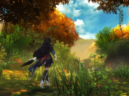 Tales of Berseria features some beautifully designed locales with a JRPG touch.
