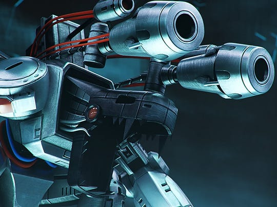 "Machinedramon figures heavily in the plot of ""Digimon World: Next Order."""